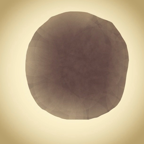 "P. Corwin Lamm, ""Belief,"" Digital Print, 2013"