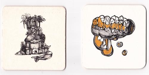 Dana Maier, Coasters