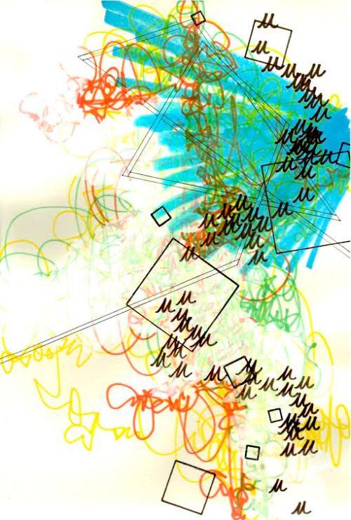 Allison Long Hardy, Untitled, Mixed Media